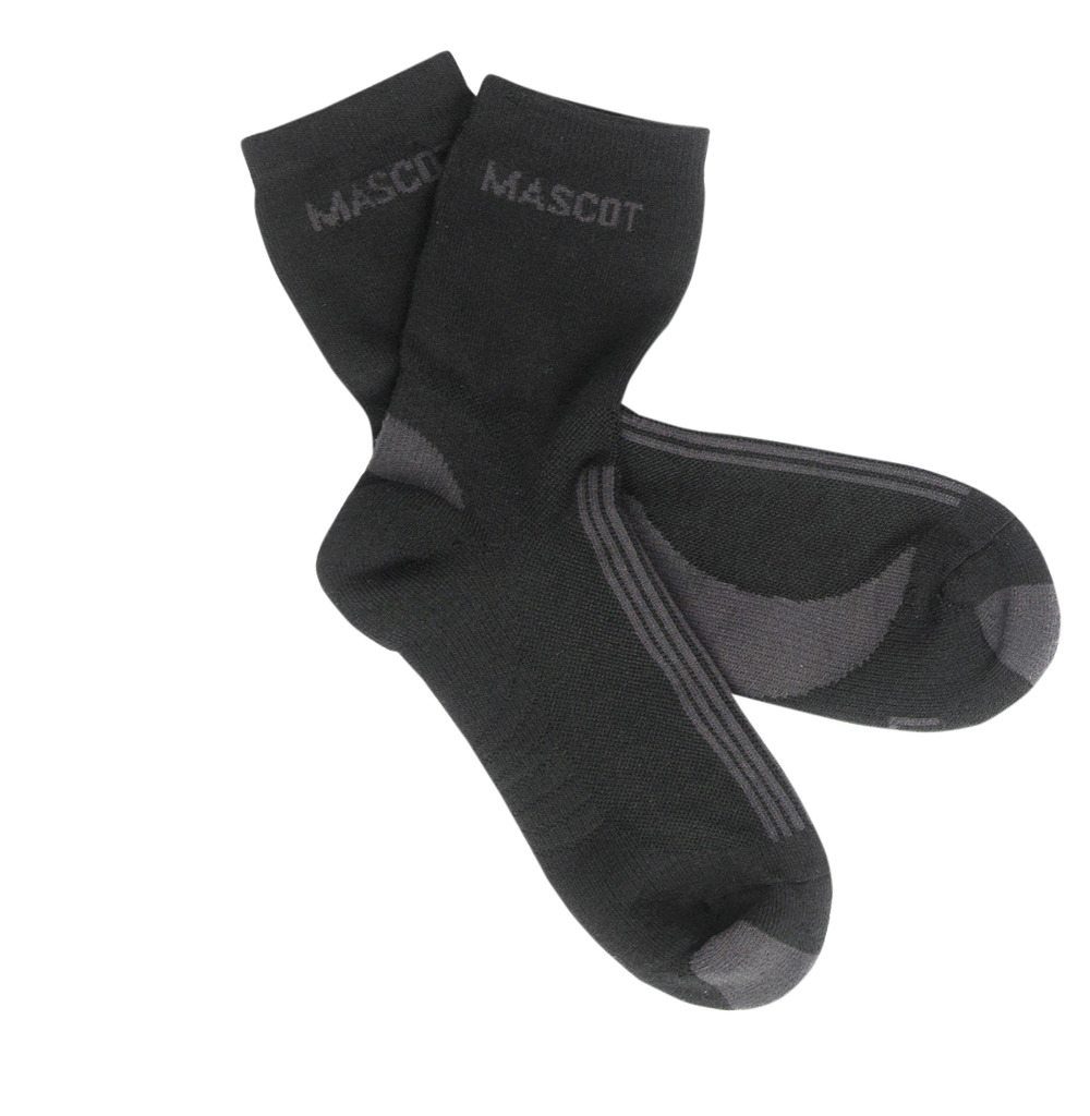 50410-881-0918 Socks - black/dark anthracite