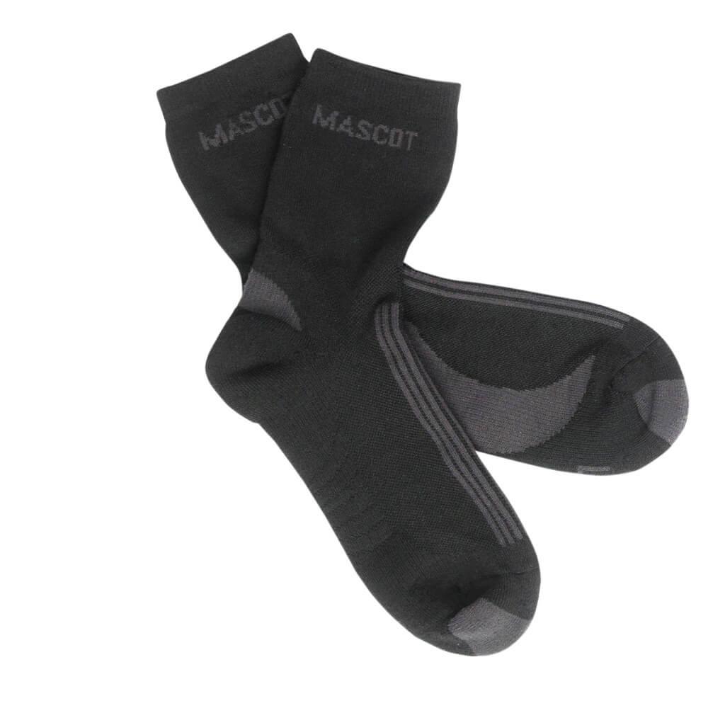 50410-881-0918 Socks - black/dark anthracite