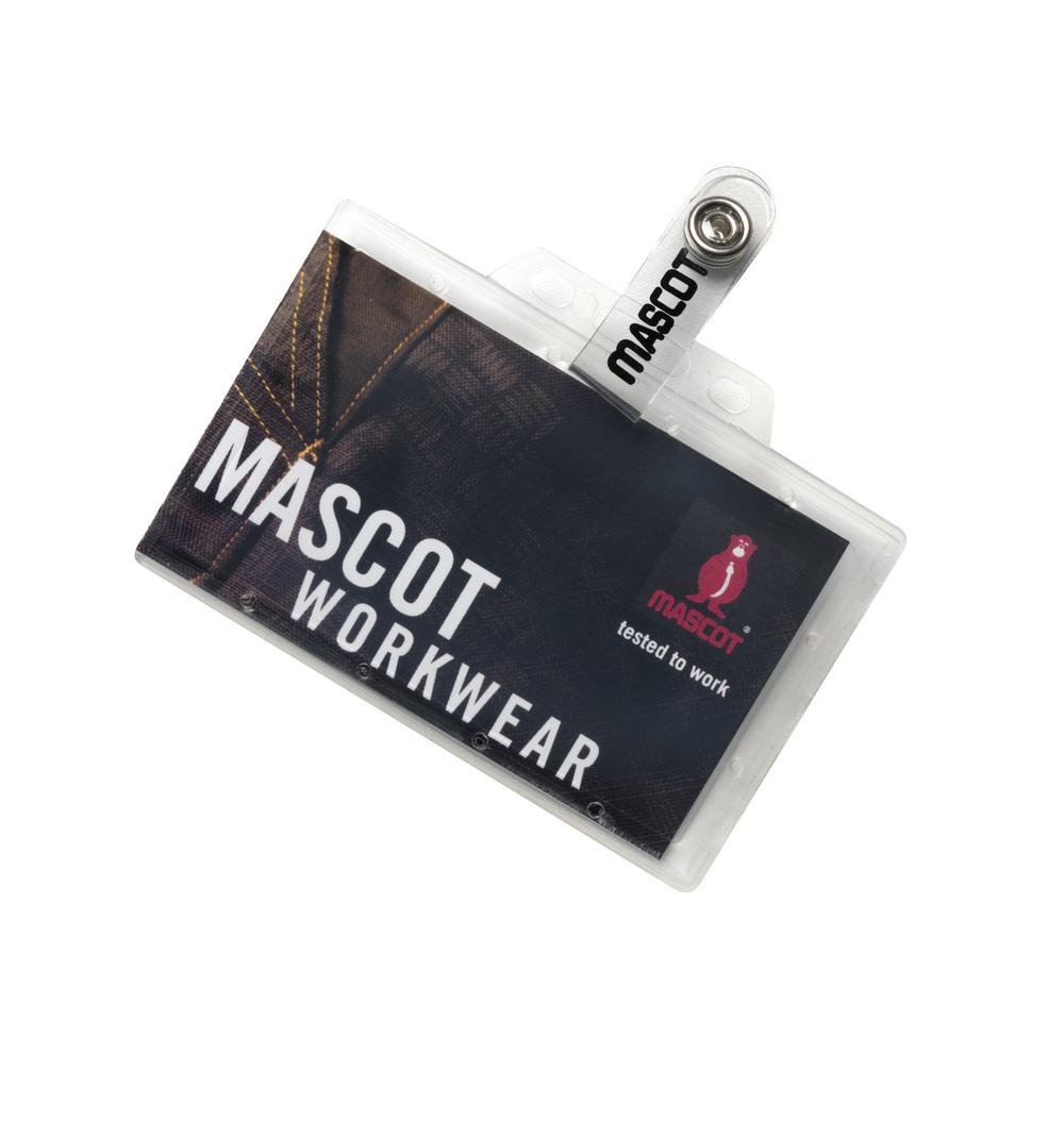 50413-990-A56 ID Card Holder - transparent