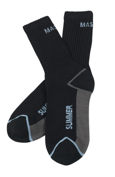 50453-912-09 Socks - black