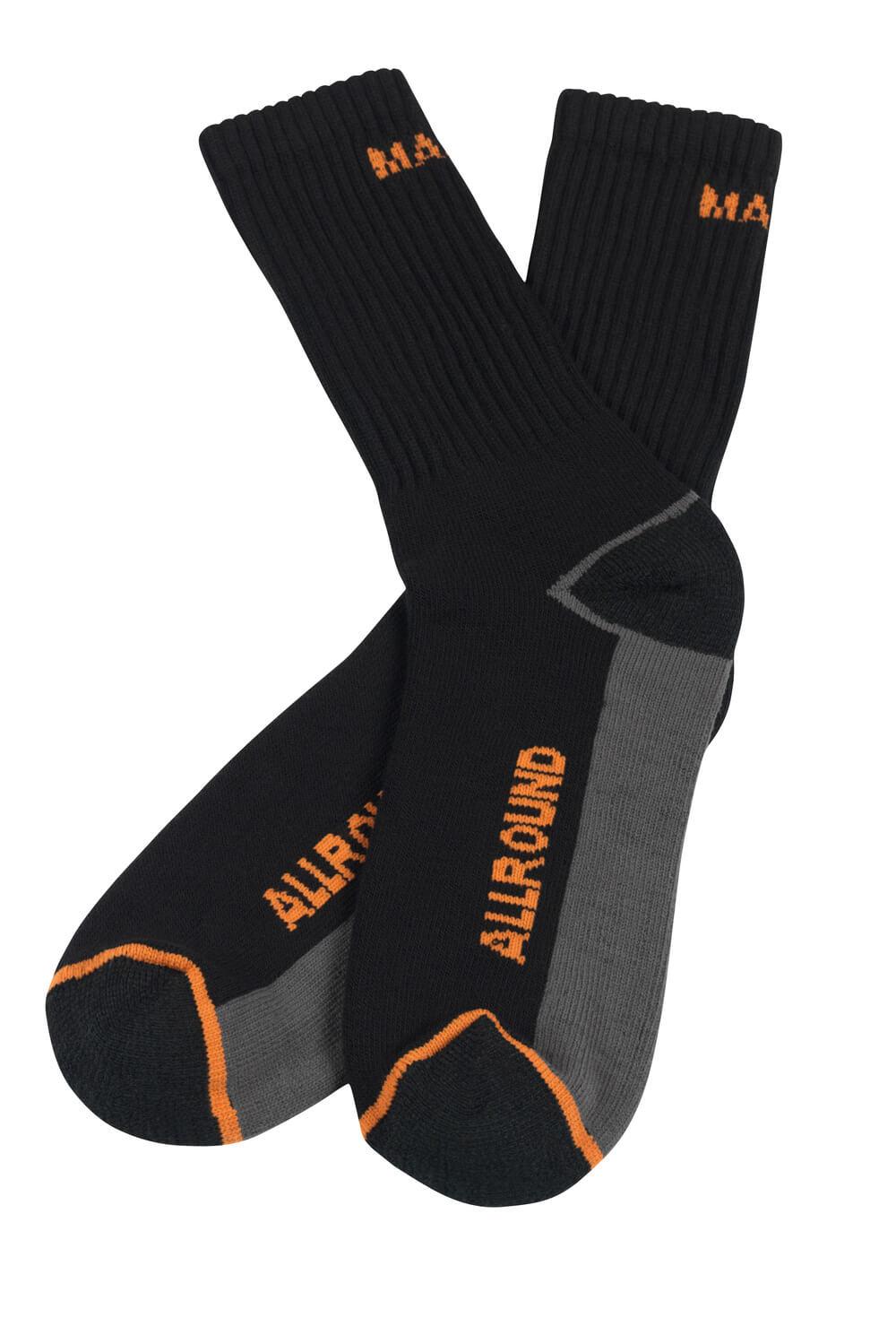 50454-913-09 Socks - black