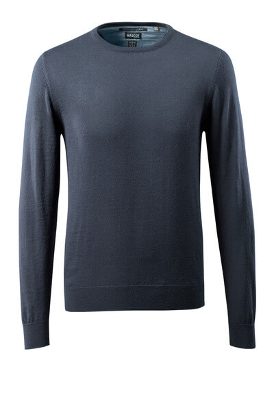 50636-989-010 Knitted Jumper - dark navy