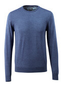 50636-989-41 Knitted Jumper - blue-flecked