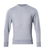 51580-966-08 Sweatshirt - grey-flecked