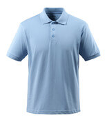 51587-969-71 Polo shirt - light blue