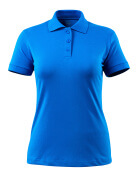 51588-969-91 Polo Shirt - azure blue