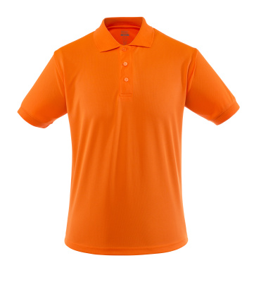 51626-949-14 Polo Shirt - hi-vis orange