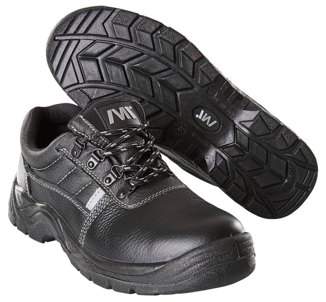 F0003-910-09 Safety Shoe - black