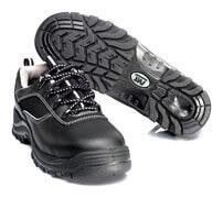 F0008-902-09 Safety Shoe - black