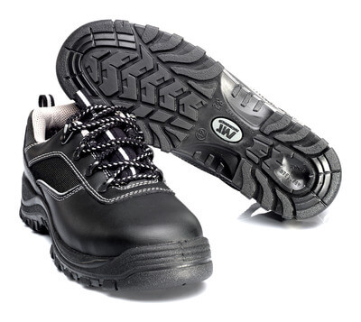 F0008-902-09 Safety Shoe - black