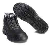F0010-921-09 Safety Boot - black