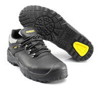 F0073-902-0907 Safety Shoe - black/yellow
