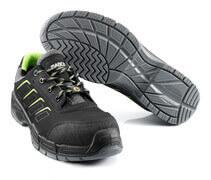 F0110-937-09 Safety Shoe - black