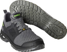 F0132-996-18 Safety Shoe - dark anthracite