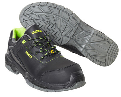 F0142-902-09 Safety Shoe - black
