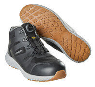 F0302-946-09 Safety Boot - black