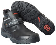F0457-902-09 Safety Boot - black