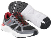 F0950-909-A84 Sneakers - black/dark anthracite/red